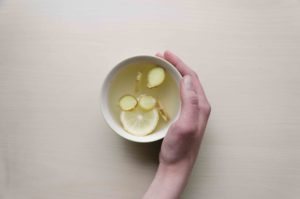 herbal tea for cold season